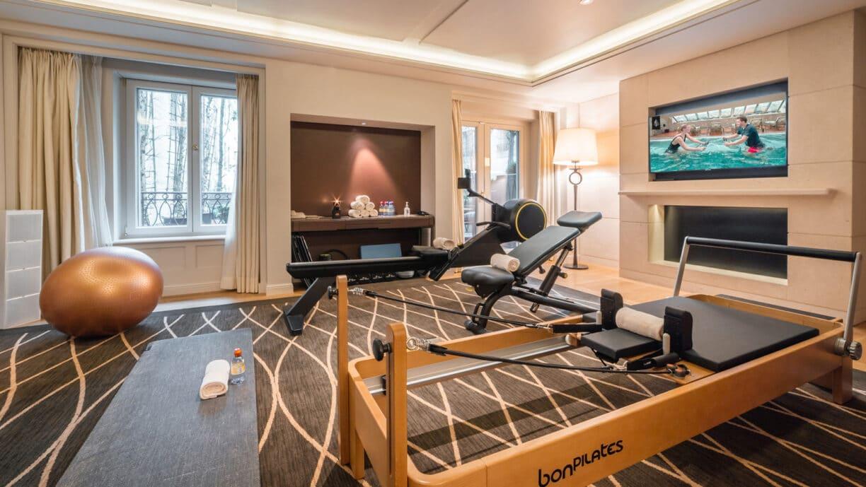 Four Seasons Hotel Des Bergues Geneva 2