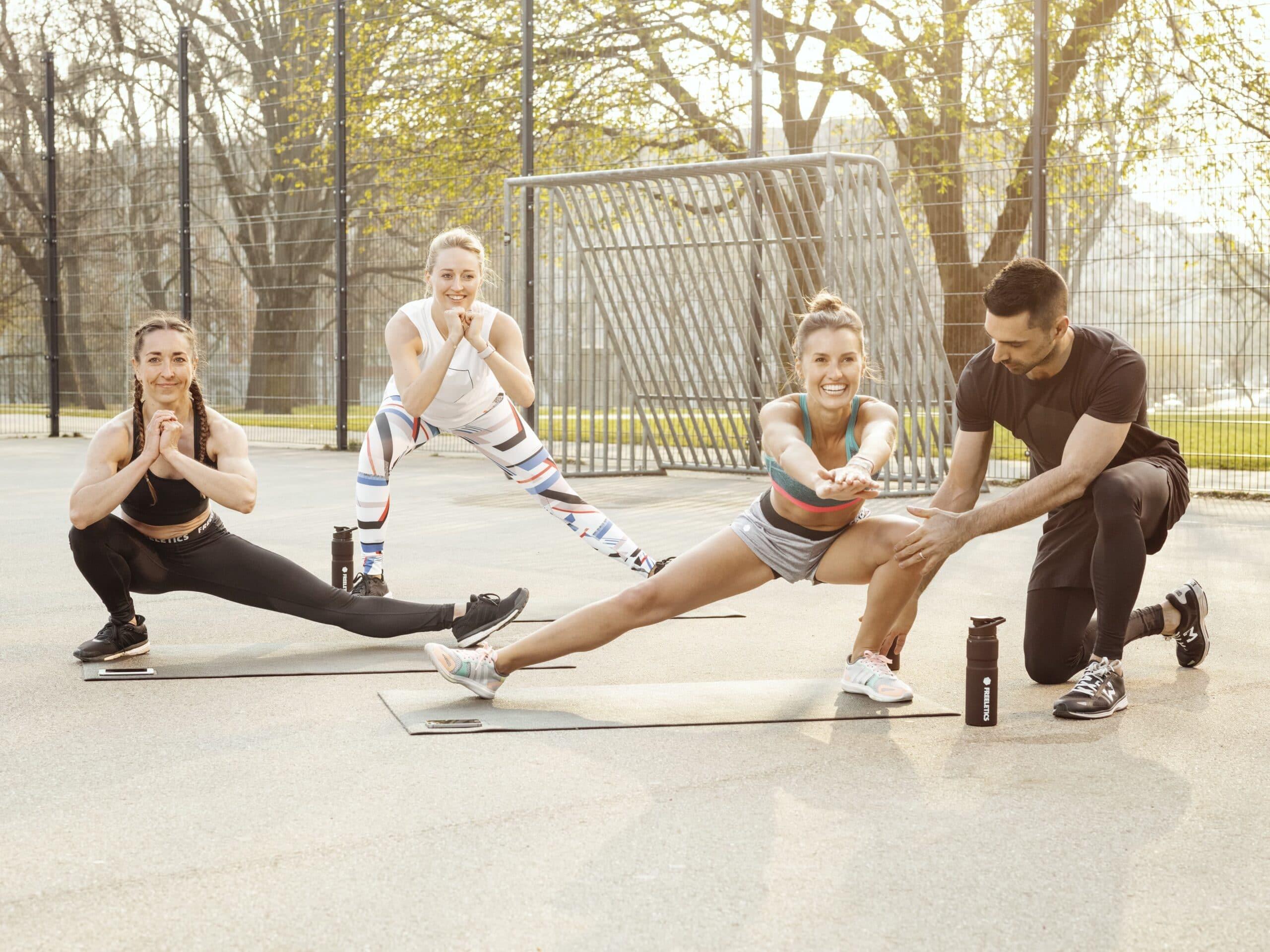 Freeletics Fitness App 9 scaled