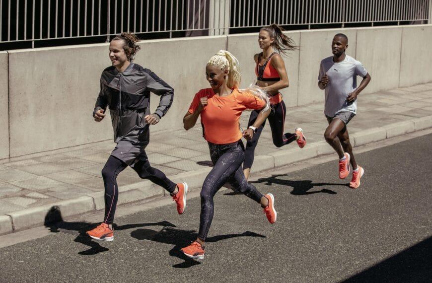 Puma Running Returns In 2021