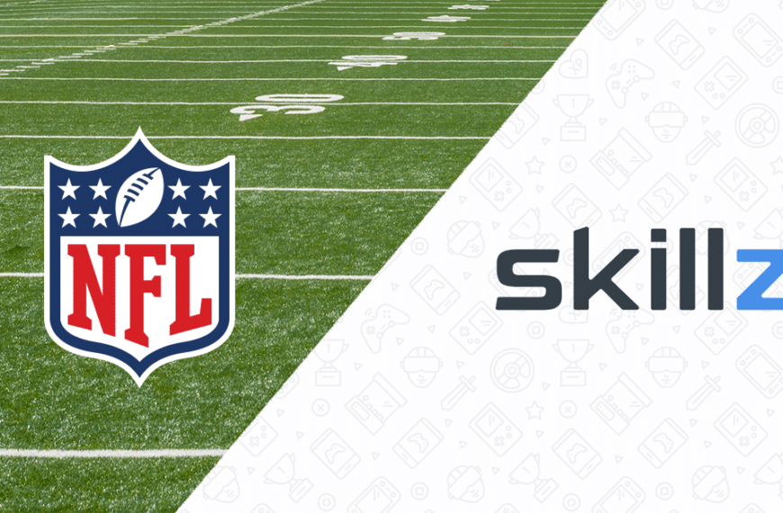 NFL and Skillz Sign Multi-Year Gaming Agreement