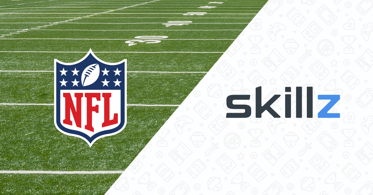 NFL and Skillz Launch Game