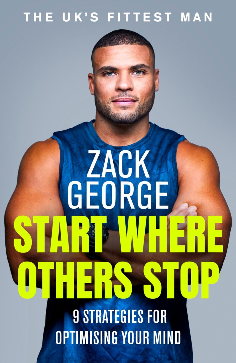 Zack George New Book 'Start Where Others Stop'