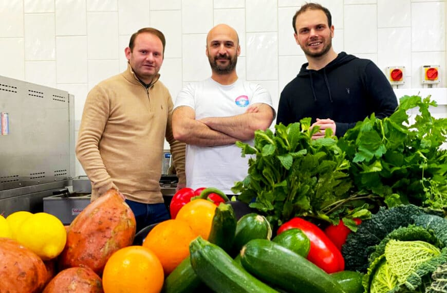 Elite Sport Chef And Nutritionist Collaborate To Launch Tailored Meals For The Nation