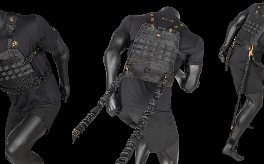 Auster Power Vest Will Take Your Training To The Next Level