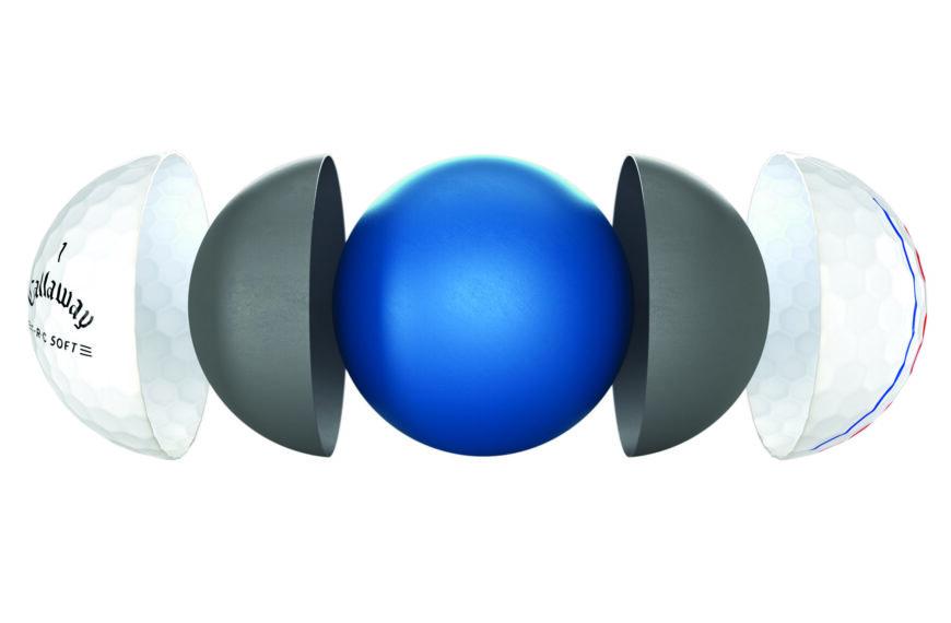 Callaway Golf Introduces New ERC Soft, Supersoft and Supersoft MAX Golf Balls
