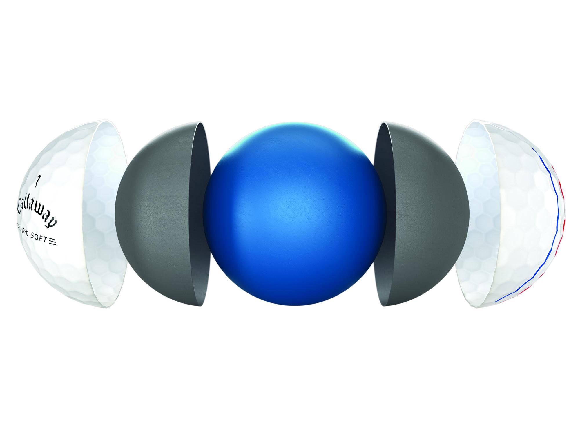 callaway ERC golf ball 1