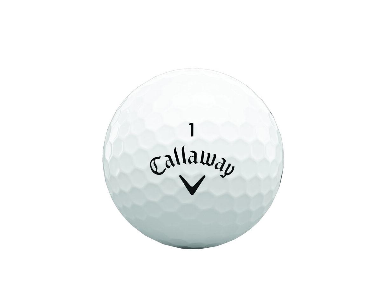 callaway supersoft golf ball 1