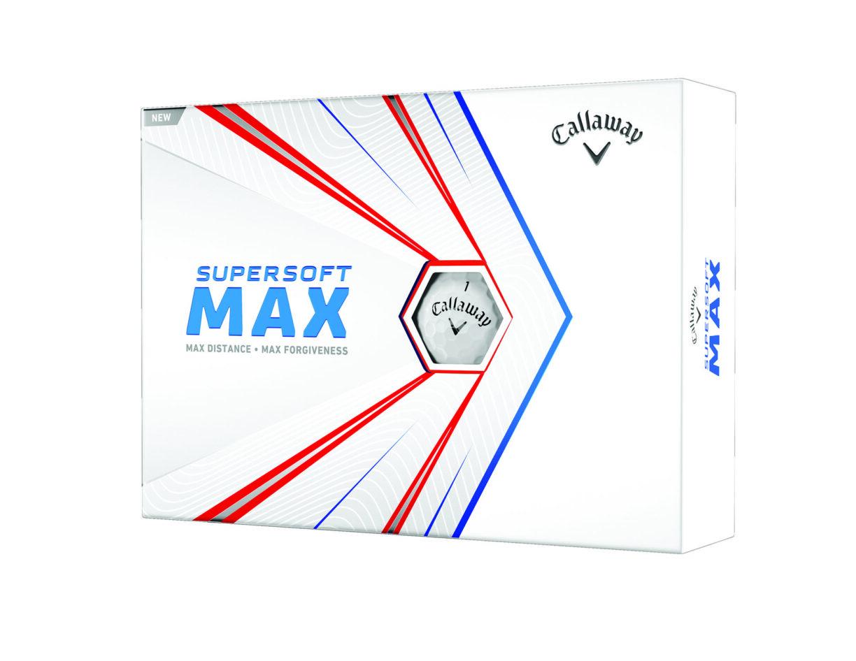 callaway supersoft golf ball 4