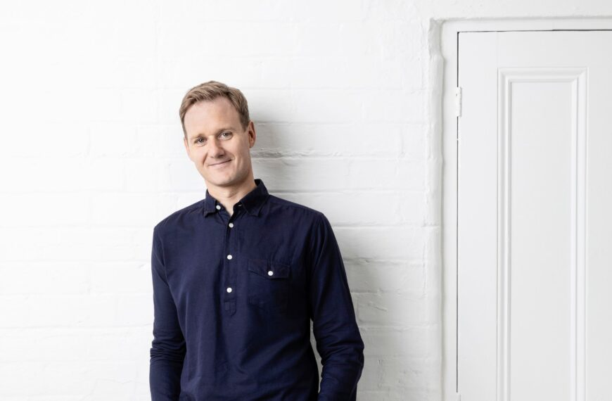 BBC Breakfast Presenter Dan Walker Talks To Us About The Horrible Things On Social Media