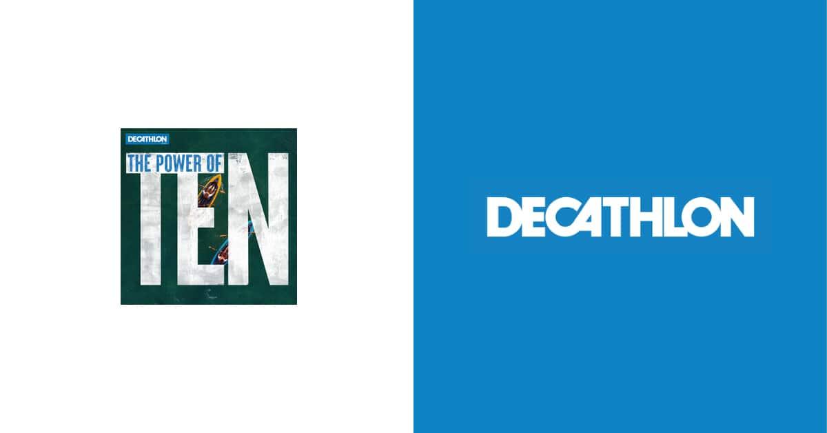 decathlon power of ten podcast