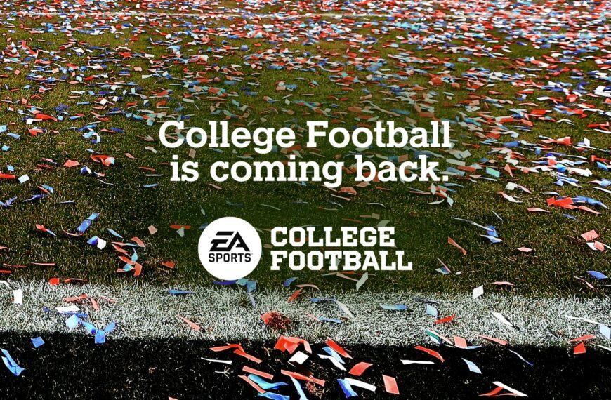 Electronic Arts and CLC to Bring Back College Football Video Games