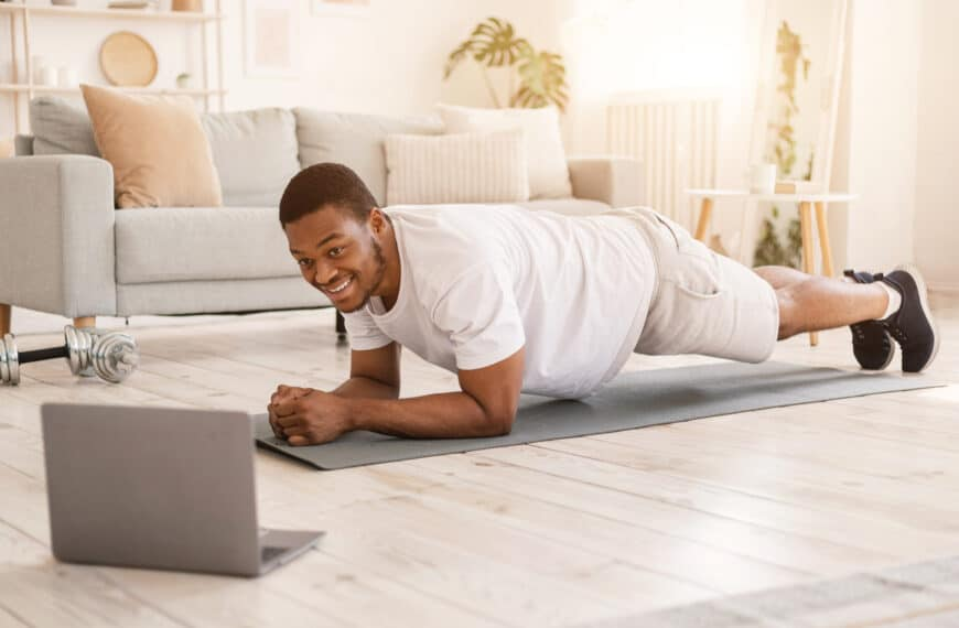 5 Viral Fitness Challenges To Help You Fall Back In Love With Exercise