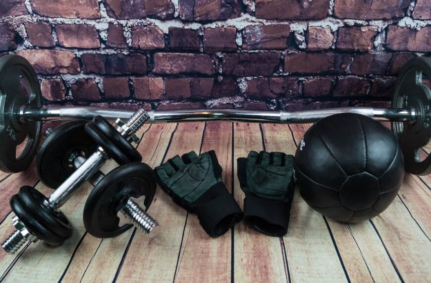 Lifting Weights For Beginners
