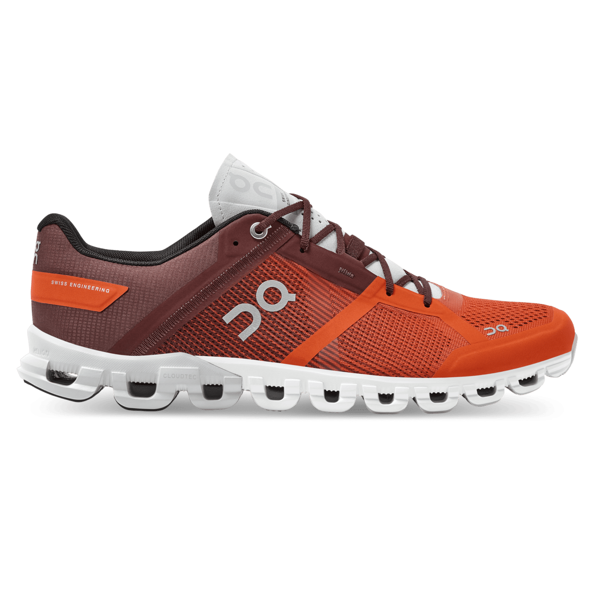 on cloud flare running shoe 1