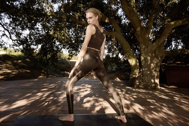 puma cara delevingne eco yoga wear 2