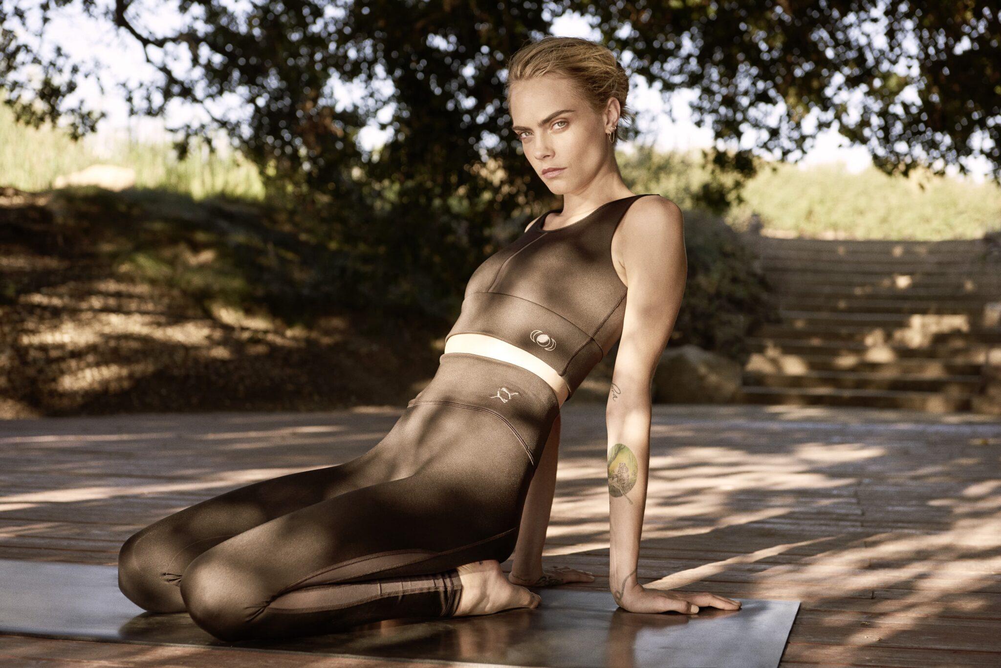 puma cara delevingne eco yoga wear 8