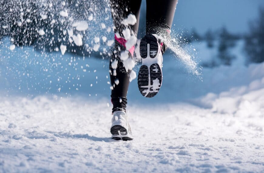 Is It Safe To Run In The Snow?