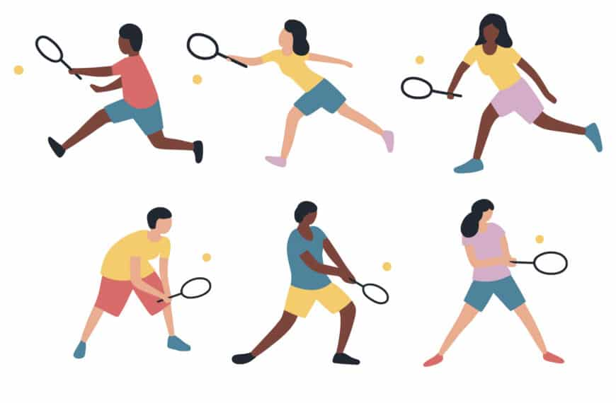 Fancy Giving Your Home Workouts A Tennis Twist?