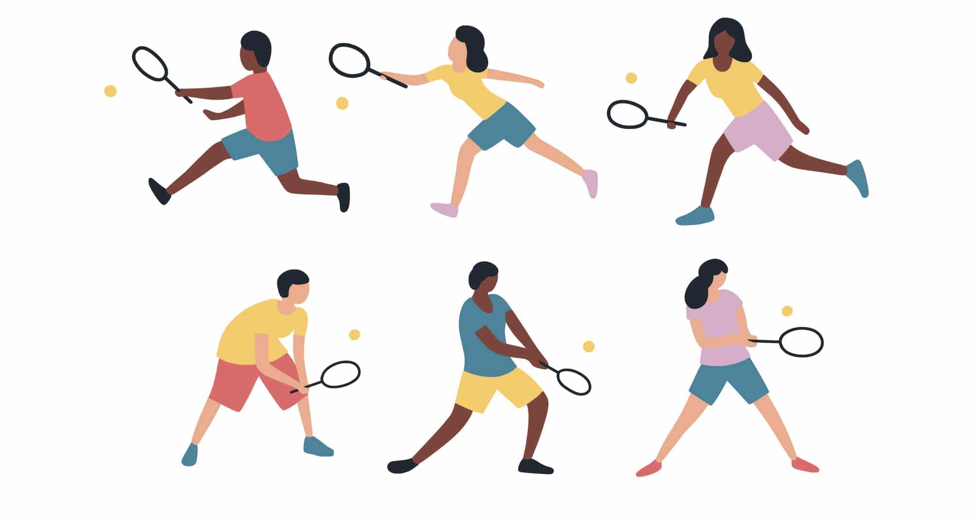 tennis infographic