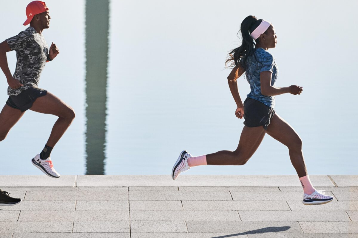 Under Armour Unveils Its Fastest Performance Running Shoe Yet