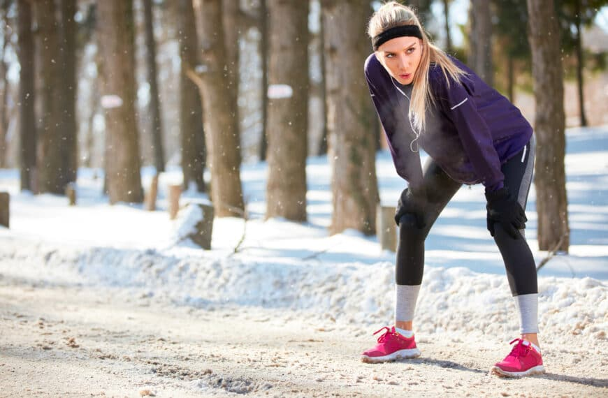 6 Cold Weather Fitness Hacks To Keep You Safe In The Snow And Ice