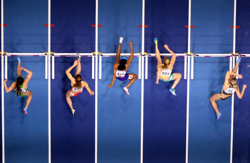 World Athletics Indoor Championships Belgrade22 Timetable And Qualification System Released