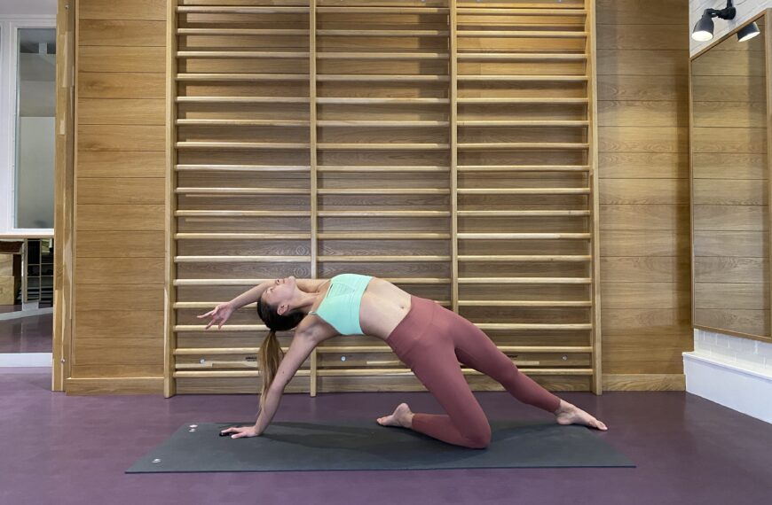 Make Mornings More Mindful With This Simple Yoga Sequence