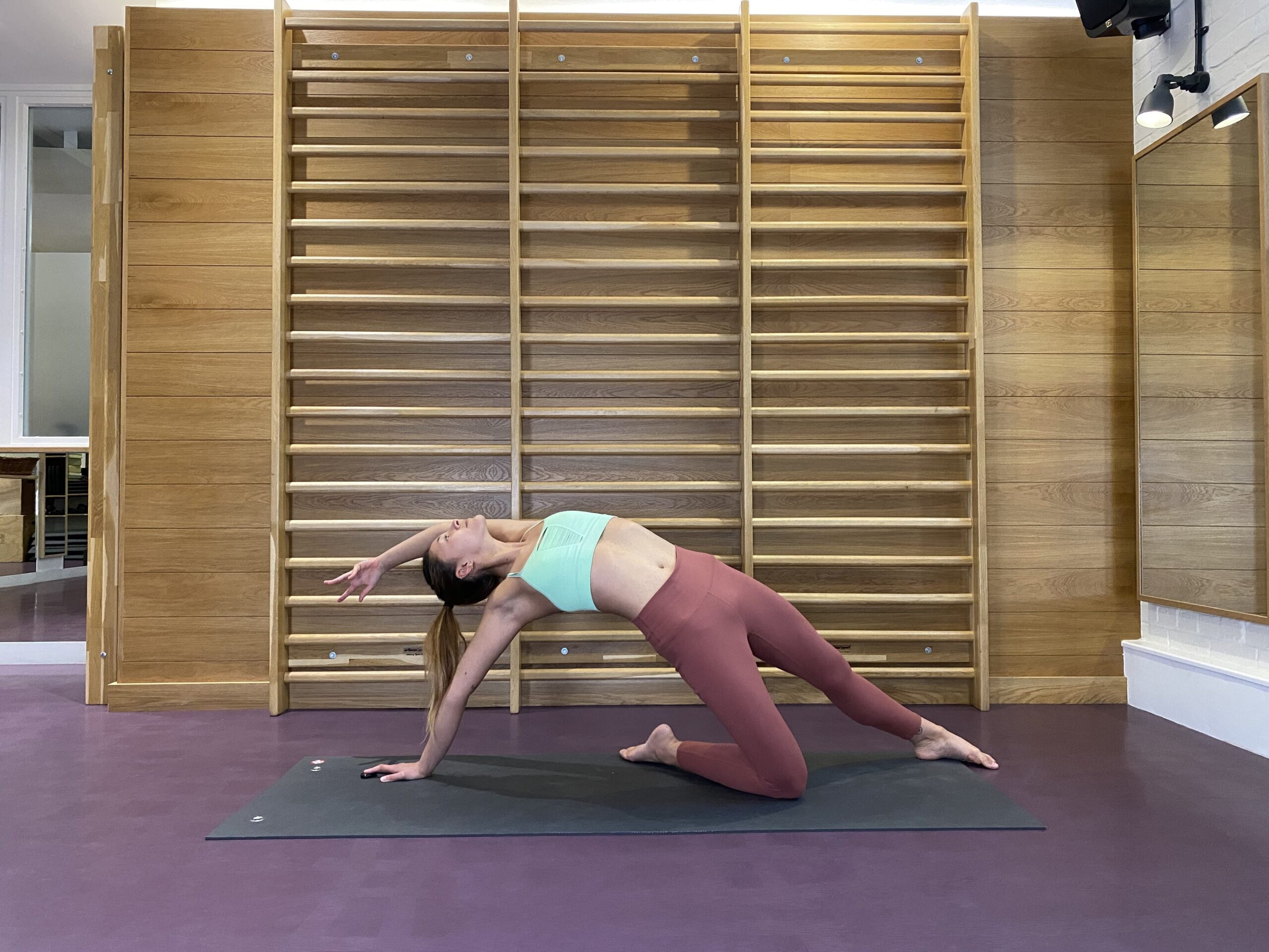 Simple Yoga Sequence