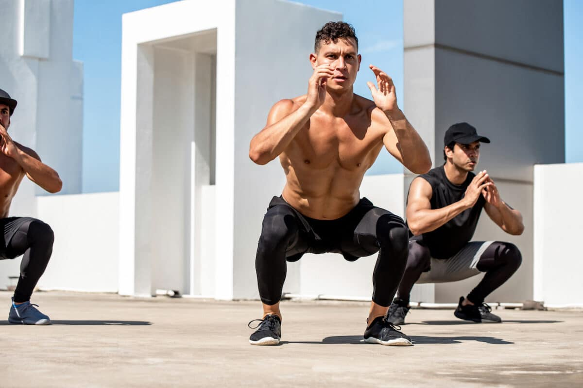 The Optical Temperature For A HIIT Calorie Burning Workout