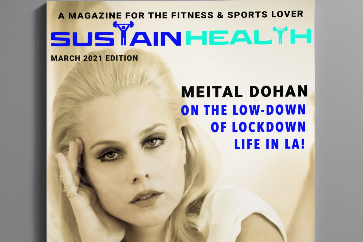 From Fitness & Food To Mental Health, Israeli Star Meital Dohan Gives The Low-Down Of Lockdown Life In LA!