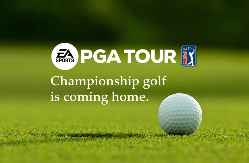 Electronic Arts Announces New Next-Gen Golf Game: EA Sports PGA Tour 2021