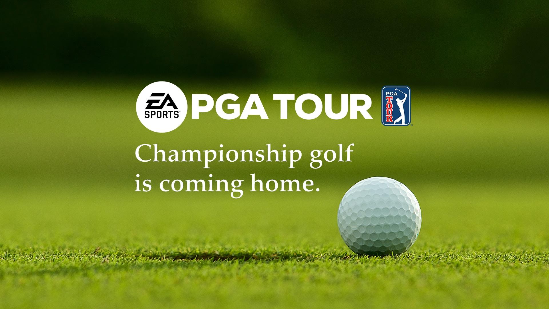 EA Sports PGA Tour 2021