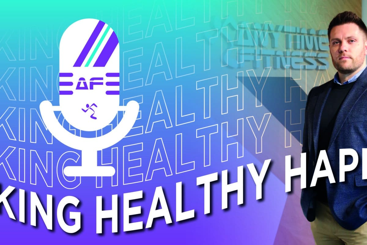 Anytime Fitness UK Launches Making Healthy Happen Podcast