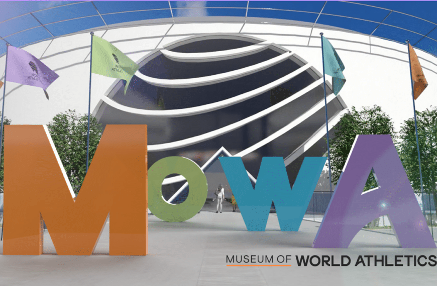 The Museum of World Athletics Is Open!