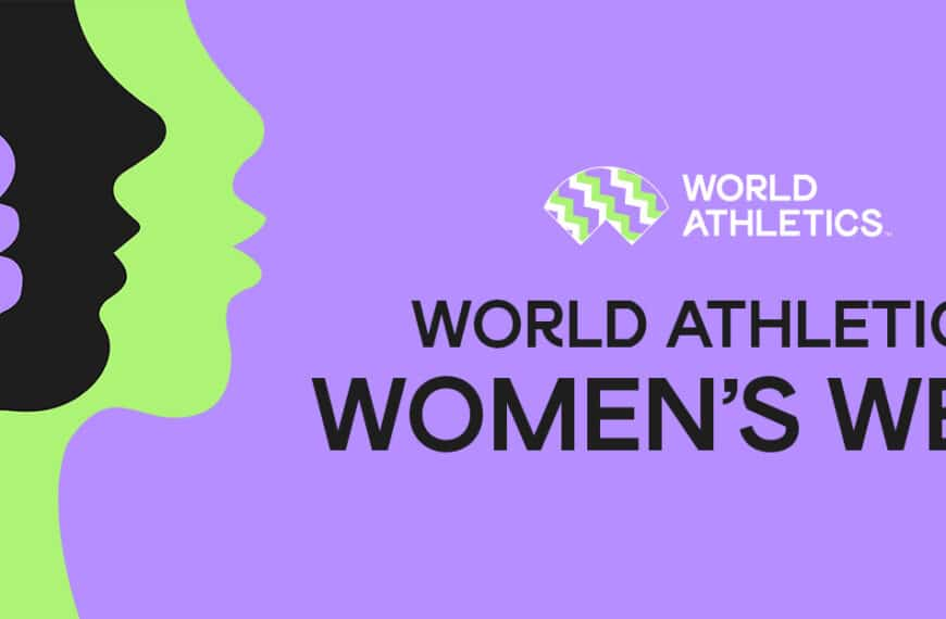 World Athletics To Take Further Strides Towards Greater Gender Equality In Sport