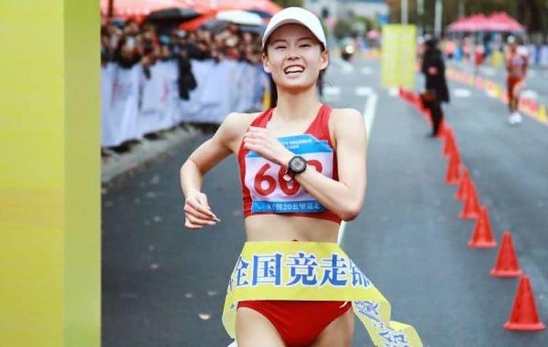 Yang Jiayu's Women's World 20km Race Walk Record Ratified