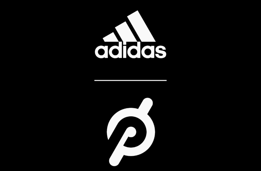 Adidas Announce New Partnership With Peloton