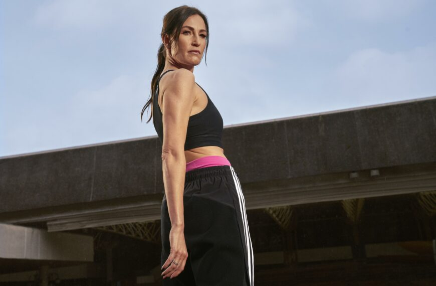 Adidas Latest Innovative Activewear Keeps You Moving