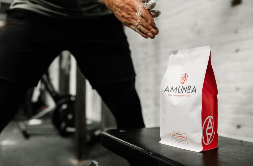 Amunra – The Cleverest Coffee In The World