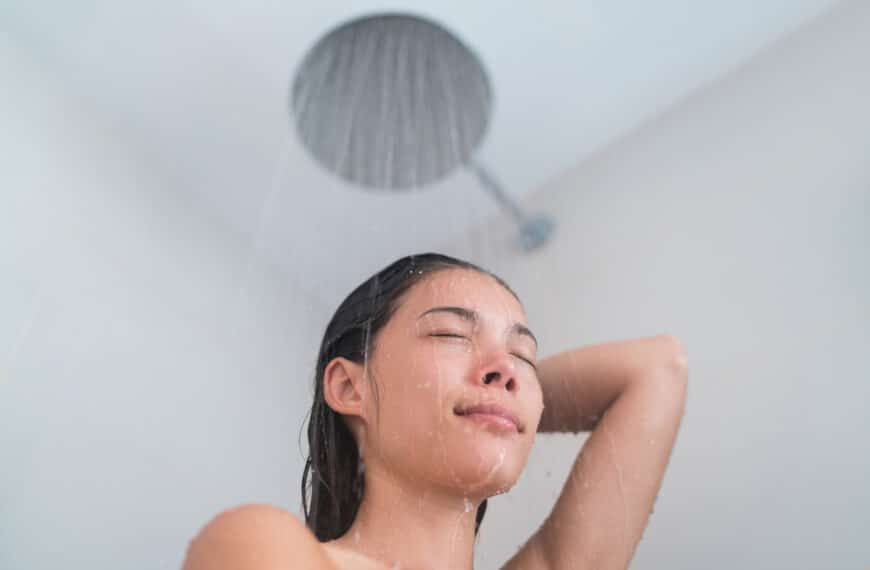 What Happens When You Take Cold Showers For A Month