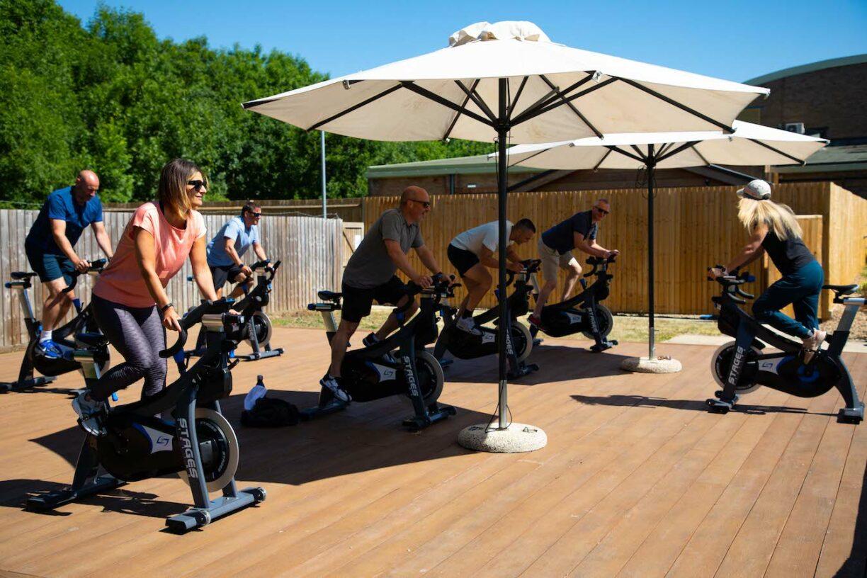 david lloyd clubs outdoor fitness 2