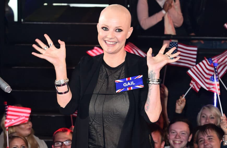 As Gail Porter Turns 50 We Reveal Why She's Such An Inspiration