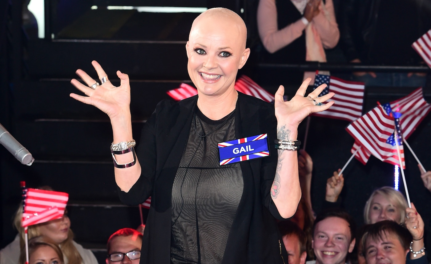 Gail Porter Turns 50