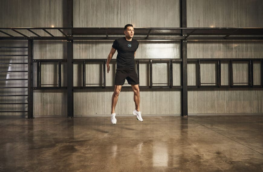 How Mark Wright Overhauled His Approach To Health And Fitness