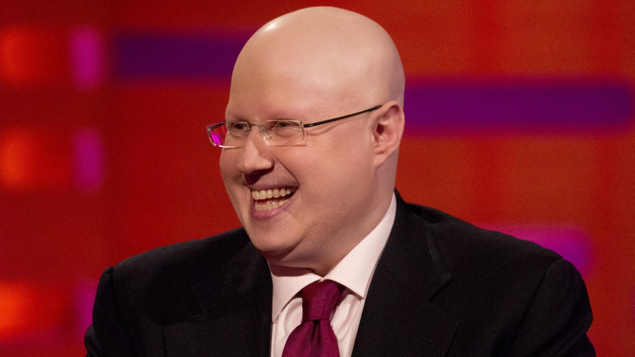 matt lucas alopecia