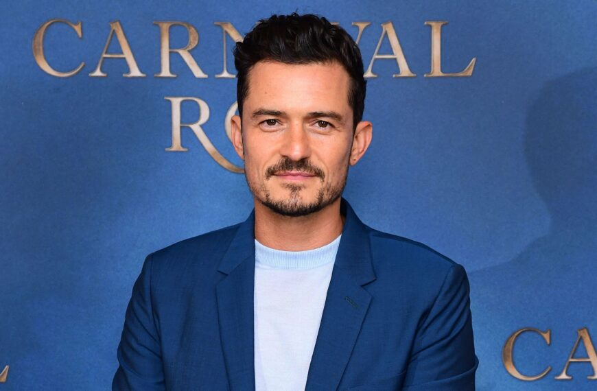 Orlando Bloom On His Insatiable Appetite and Energy