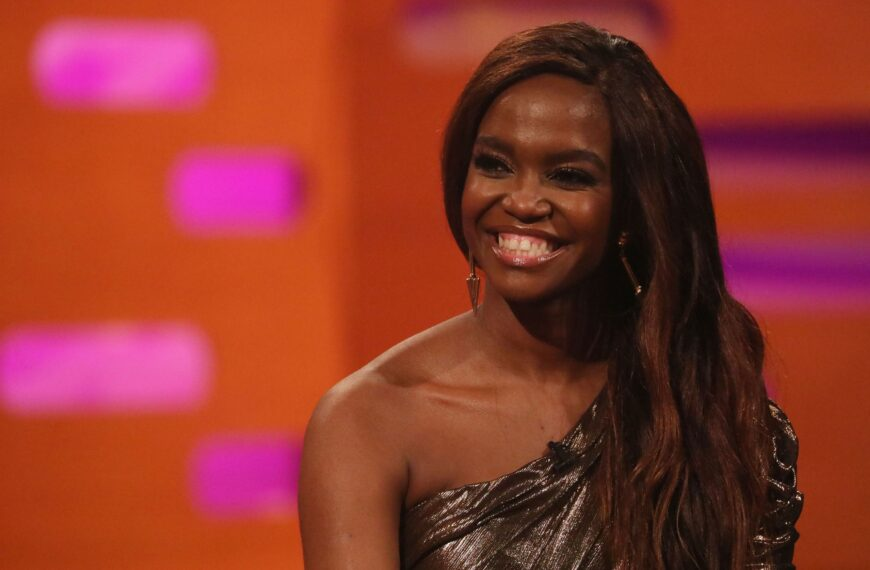 Oti Mabuse Remaining Positive