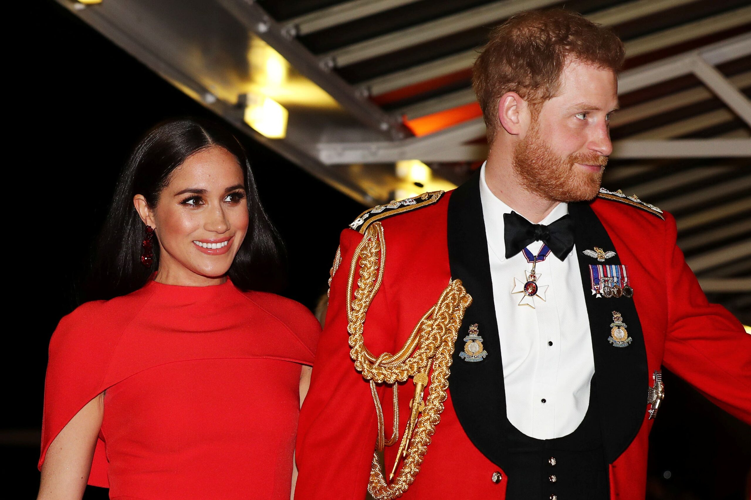 prince harry and meghan markle scaled