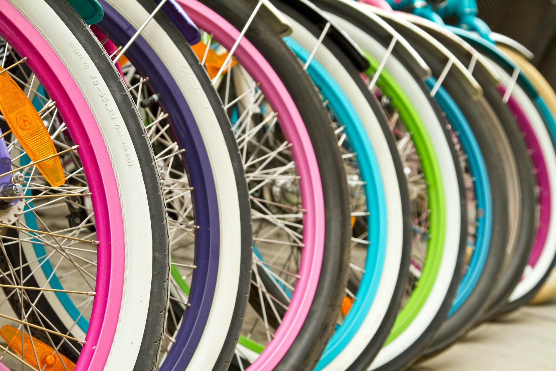 Weekend Bicycle Rides