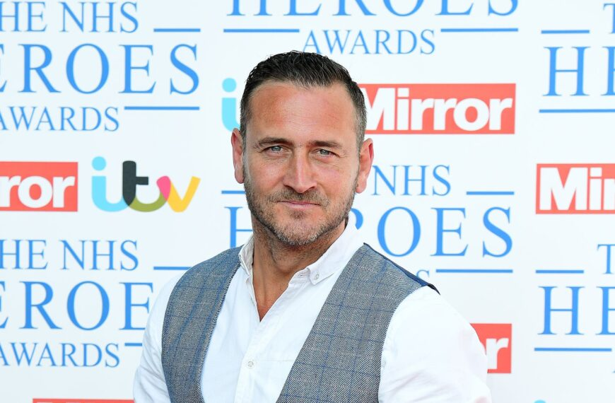 Coronation Street's Will Mellor On Mental Health, Family Life, And Playing A Baddie